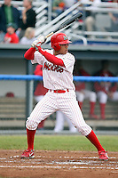 July 5th, 2007:  Tommy Pham of the Batavia Muckdogs, Short-Season Class-A affiliate of the St. Louis Cardinals at Dwyer Stadium in Batavia, NY.  Photo by:  Mike Janes/Four Seam Images