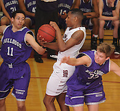 Fayetteville vs Springdale basketball 02-13-2015