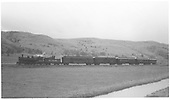 #476 with San Juan #116 on Los Pinos Loop.<br /> D&amp;RGW  Los Pinos, CO  Taken by Maxwell, John W. - 9/1/1946