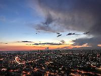 SAO PAULO, SP, 22.02.2017 - CLIMA-SP - Vista de nuvens após chuva no bairro do Ipiranga região sul de São Paulo nesta quarta-feira, 22 . (Foto: Nayanne Nesi/Brazil Photo Press)