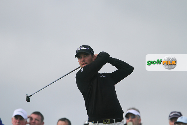 Oscar Floren (SWE) on the 12th on Day 2 of the 2012 Irish Open at Royal Portrush Golf Club, Portrush, Co.Antrim, 29/6/12...(Photo Jenny Matthews/www.golffile.ie)