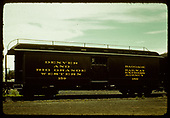 Baggage car #159<br /> D&amp;RGW