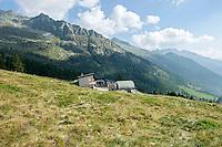 Grossalp, Bosco Gurin, Azienda agricola, Michele Arcioni