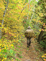 """Fall Portage Enjoyment II""<br />