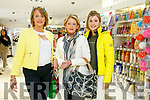 Enjoying the  CH Chemist Fashion tips and Beauty tricks on Friday were Helen Cronin, Margaret O'Mahony, and Katie Cronin