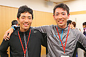 Table tennis: The Building up Team Japan 2013