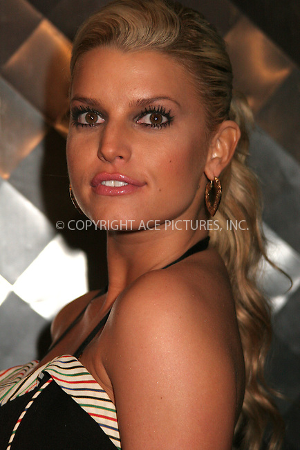 WWW.ACEPIXS.COM . . . . .  ....August 29, 2006, New York City. ....Jessica Simpson attends the Yahoo Roller Party celebrating 'A Public Affair'.....Please byline: NANCY RIVERA- ACE PICTURES.... *** ***..Ace Pictures, Inc:  ..Philip Vaughan (212) 243-8787 or (646) 769 0430..e-mail: info@acepixs.com..web: http://www.acepixs.com