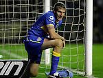 Boca Junior empato 1x1 contra Banfield  en un partido emotivo donde el eterno numero 9 Martin Palermo se retiro de las chanchas