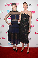 "LOS ANGELES - AUG 23:  Alexandra Daddario, Kate Upton at the ""The Layover"" Los Angeles Premiere at the ArcLight Theater on August 23, 2017 in Los Angeles, CA"
