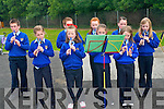The pupils gave a wonderful musical performance at the opening of a new extension to Kilmurry National School.