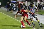 Rionegro Águilas venció 2-0 a Independiente Medellín. Fecha 5 Liga Águila I-2018.
