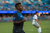 San Jose, CA - Tuesday June 11, 2019: Siad Haji #19 during US Open Cup match between the San Jose Earthquakes and Sacramento Republic FC at Avaya Stadium.