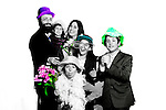Fountainhead Bar Mitzvah - A Bit of Color Photo Booth