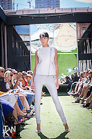 Cristina Ruales Official NYFW Runway Show