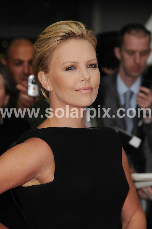 Pictures Show:  Charlize Theron