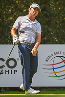 Brian Harman (USA) watches his tee shot on 12 during round 2 of the World Golf Championships, Mexico, Club De Golf Chapultepec, Mexico City, Mexico. 3/2/2018.<br /> Picture: Golffile | Ken Murray<br /> <br /> <br /> All photo usage must carry mandatory copyright credit (&copy; Golffile | Ken Murray)