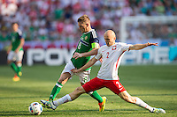 160612 Group C Poland v Northern Ireland