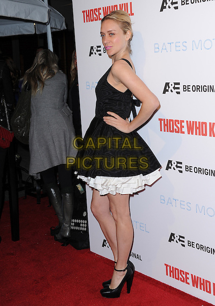 LOS ANGELES, CA - FEBRUARY 26 -Chloe Sevigny attends The Premiere Party for A&amp;E's Those Who Kill and Season 2 of Bates Motel held at Warwick in Hollywood, California on February 26,2014                                                                              <br /> CAP/DVS<br /> &copy;DVS/Capital Pictures