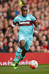 West Ham's Michail Antonio during the Emirates FA Cup match at Old Trafford. Photo credit should read: Philip Oldham/Sportimage