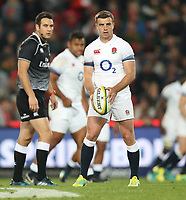 George Ford of England during the 2018 Castle Lager Incoming Series 1st Test match between South Africa and England at Emirates Airline Park,<br /> Johannesburg.South Africa. 09,06,2018 Photo by (Steve Haag Sports)