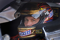 Apr 19, 2007; Avondale, AZ, USA; Nascar Nextel Cup Series driver Ricky Rudd (88) during qualifying for the Subway Fresh Fit 500 at Phoenix International Raceway. Mandatory Credit: Mark J. Rebilas