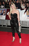 NON EXCLUSIVE PICTURE: MATRIXPICTURES.CO.UK<br /> PLEASE CREDIT ALL USES<br /> <br /> WORLD RIGHTS<br /> <br /> English actress Sarah Jayne Dunn attending the UK Premiere of Mortdecai at Empire Leicester Square, in London.<br /> <br /> JANUARY 19th 2015<br /> <br /> REF: GBH 15182
