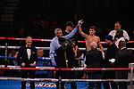 NOV 23 2019 Las Vegas Nevada: Vito Mielnicki, Jr.1(Whit Geen Trunks) 47lbs  Roseland, NJ. Vs Marklin Bailey 143.5lbs   Durham, (Black Gold Trunks) NC. Welterweights 4 round on FS2/PBC