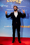 Jorge Cremades attends to Super Lopez premiere at Capitol cinema in Madrid, Spain. November 21, 2018. (ALTERPHOTOS/A. Perez Meca)
