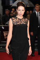 "Nina Podolska<br /> at the London Film Festival 2016 premiere of ""Snowden"" at the Odeon Leicester Square, London.<br /> <br /> <br /> ©Ash Knotek  D3181  15/10/2016"