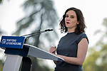 Isabel Diaz Ayuso in the presentation of the Partido Popular program<br />  October 13, 2019. <br /> (ALTERPHOTOS/David Jar)