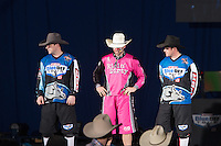Opening Ceremony during the PBR Blue Def Tour event in Hampton, VA - 3.5.2016. Photo by Christopher Thompson