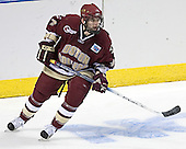 The Boston College Eagles defeated the University of North Dakota Fighting Sioux 6-5 on Thursday, April 6, 2006, in the 2006 Frozen Four afternoon Semi-Final at the Bradley Center in Milwaukee, Wisconsin.