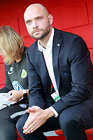 VfL Wolfsburg's coach Stephan Lerch during UEFA Womens Champions League 2017/2018, 1/16 Final, 1st match. October 4,2017. (ALTERPHOTOS/Acero) /NortePhoto.com /NortePhoto.com