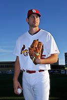 Mar 01, 2010; Jupiter, FL, USA; St. Louis Cardinals pitcher Adam Ottavino (75) during  photoday at Roger Dean Stadium. Mandatory Credit: Tomasso De Rosa/ Four Seam Images