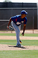 Juan Grullon  - Texas Rangers - 2009 spring training.Photo by:  Bill Mitchell/Four Seam Images