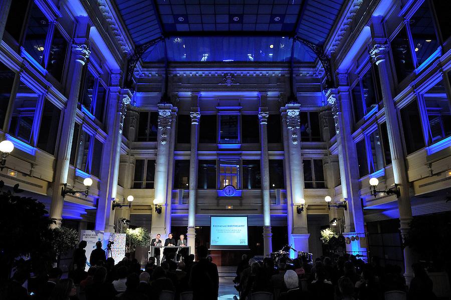 Marseille Provence 2013 : conférence de presse le mardi 30 novembre 2010 à 18h au siège de la Société Marseillaise de Crédit ( SMC ) à Marseille (signature et annonce 2e partenaire officiel) -  Marseille - 30 novembre 2010 -