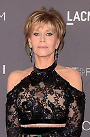 LOS ANGELES, CA - NOVEMBER 04: Jane Fonda at the 2017 LACMA Art + Film Gala Honoring Mark Bradford And George Lucas at LACMA on November 4, 2017 in Los Angeles, California. <br /> CAP/MPI/DE<br /> &copy;DE/MPI/Capital Pictures