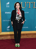 "13 February 2020 - Los Angeles, California - Maria Doyle Kennedy. ""Outlander"" Season 5 Los Angeles Premiere held at the Hollywood Palladium. Photo Credit: Birdie Thompson/AdMedia"