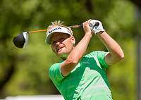 Soren Kjeldsen (DEN) on the 8th during the 5th round at the WGC Dell Technologies Matchplay championship, Austin Country Club, Austin, Texas, USA. 25/03/2017.<br /> Picture: Golffile | Fran Caffrey<br /> <br /> <br /> All photo usage must carry mandatory copyright credit (&copy; Golffile | Fran Caffrey)