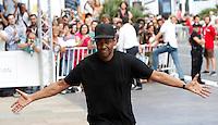 US actor Denzel Whasington arrives to Maria Cristina Hotel during the 62st San Sebastian Film Festival in San Sebastian, Spain. September 19, 2014. (ALTERPHOTOS/Caro Marin) /NortePhoto.com