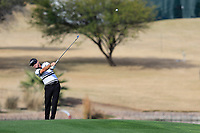 Brian Gay (USA) during the 1st round of the Waste Management Phoenix Open, TPC Scottsdale, Scottsdale, Arisona, USA. 31/01/2019.<br /> Picture Fran Caffrey / Golffile.ie<br /> <br /> All photo usage must carry mandatory copyright credit (© Golffile | Fran Caffrey)