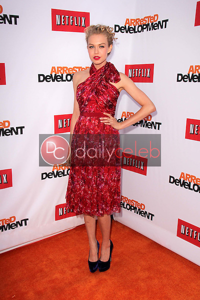 """Penelope Mitchell<br /> at the """"Arrested Development"""" Los Angeles Premiere, Chinese Theater, Hollywood, CA 04-29-13<br /> David Edwards/DailyCeleb.Com 818-249-4998"""