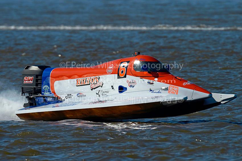 Kris Hilton (#6)           (Formula 1/F1/Champ class)