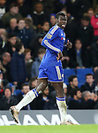 Chelsea's Kurt Zouma gets injured late on <br /> <br /> Barclays Premier League - Chelsea v AFC Bournemouth - Stamford Bridge - England - 5th December 2015 - Picture David Klein/Sportimage