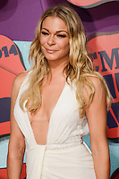 NASHVILLE, TN, USA - JUNE 04: LeAnn Rimes at the 2014 CMT Music Awards held at the Bridgestone Arena on June 4, 2014 in Nashville, Tennessee, United States. (Photo by Celebrity Monitor)
