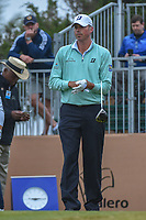 Matt Kuchar (USA) looks over his tee shot on 10 during Round 3 of the Valero Texas Open, AT&amp;T Oaks Course, TPC San Antonio, San Antonio, Texas, USA. 4/21/2018.<br /> Picture: Golffile   Ken Murray<br /> <br /> <br /> All photo usage must carry mandatory copyright credit (&copy; Golffile   Ken Murray)