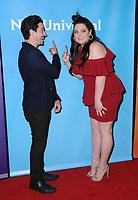 09 January 2018 - Pasadena, California - Ben Feldman, Laruen Ash. 2018 NBCUniversal Winter Press Tour held at The Langham Huntington in Pasadena. <br /> CAP/ADM/BT<br /> &copy;BT/ADM/Capital Pictures