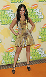 Demi Lovato arriving at the 2009 Kids Choice Awards held at UCLA's Pauley Pavilion Westwood, Ca. March 28, 2009. Fitzroy Barrett