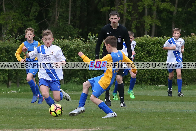 KINGS HILL v BEARSTED<br /> MAIDSTONE INVICTA PRIMARY LEAGUE<br /> U11 KEN ADIE MEMORIAL CUP FINAL<br /> SUNDAY 7TH MAY 2017<br /> KINGS HILL SPORTS CENTRE