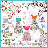 Isabella, MODERN, paintings+++++,ITKE045251,#n# moderno, arte, illustrations, pinturas napkins ,everyday